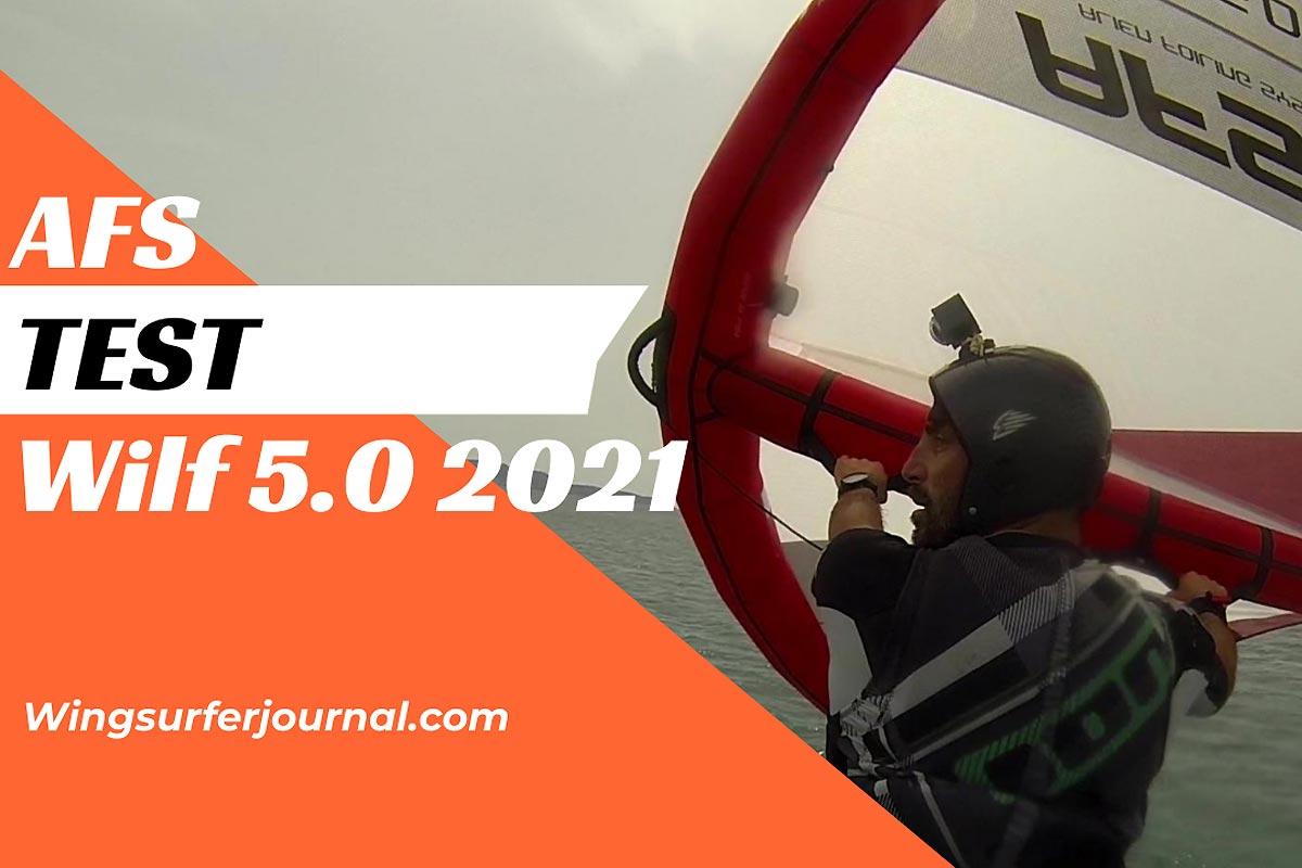 Test AFS Wilf 5.0 2021
