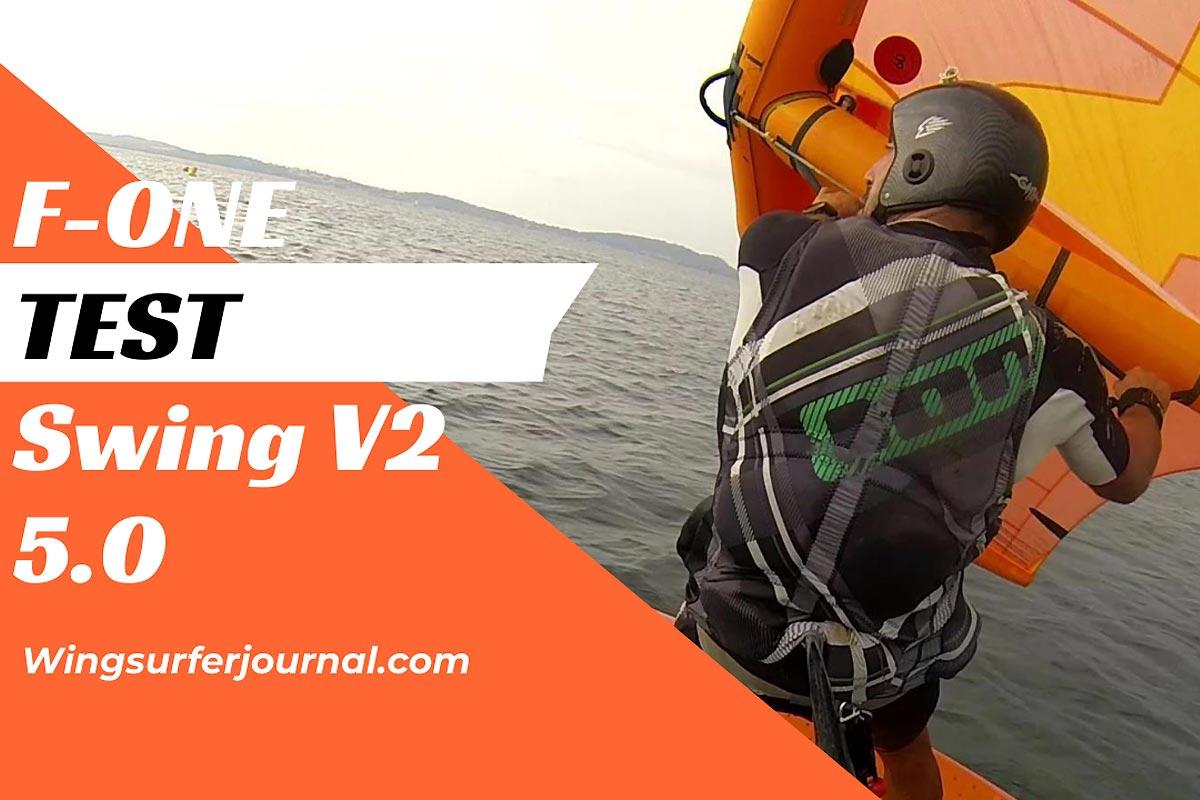Test F-ONE Swing V2 5.0