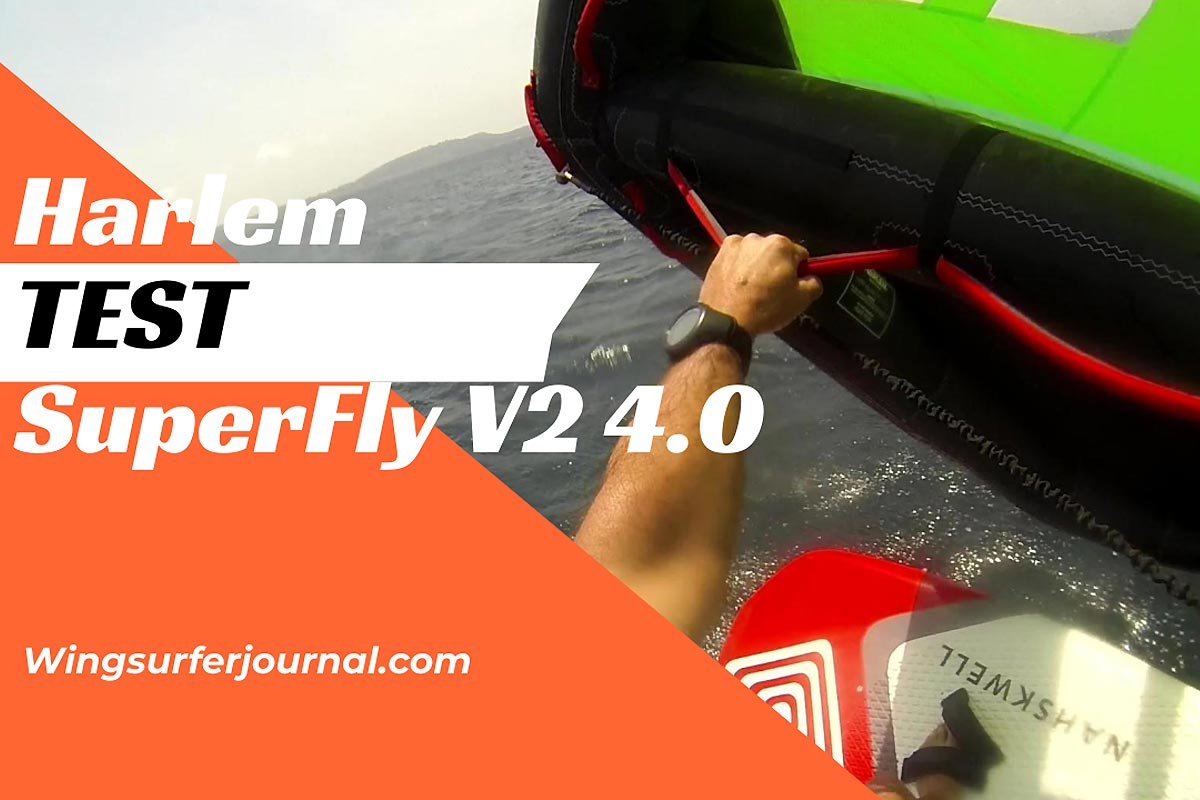 Test Harlem SuperFly V2 4.0
