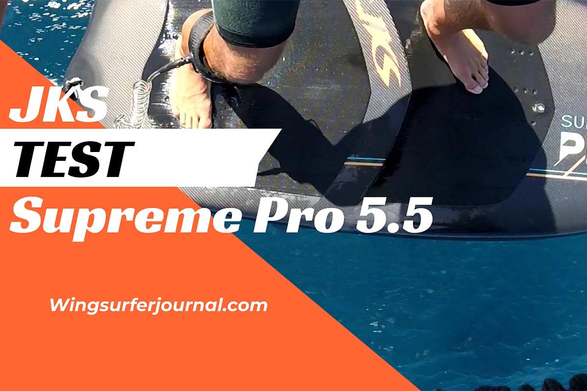 Test JKS Supreme Pro 5.5