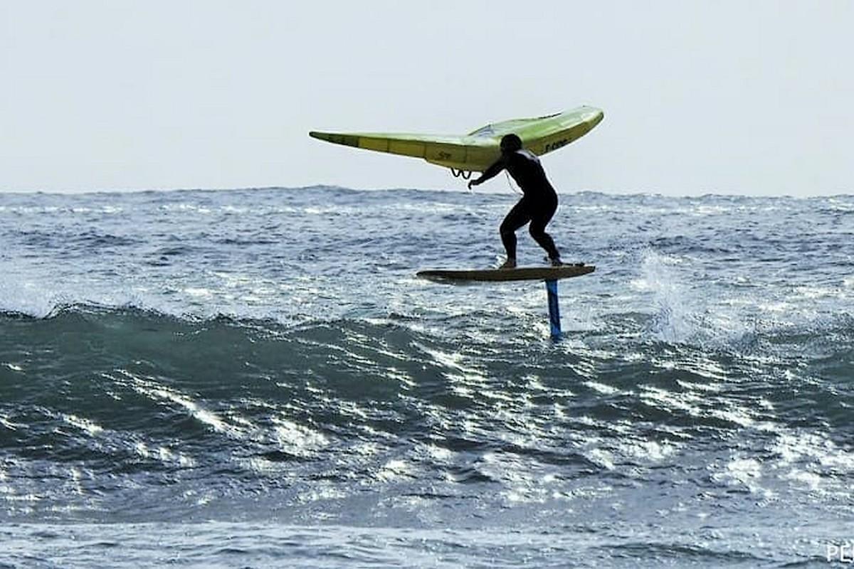 Photo du jour : Jouer dans les vagues