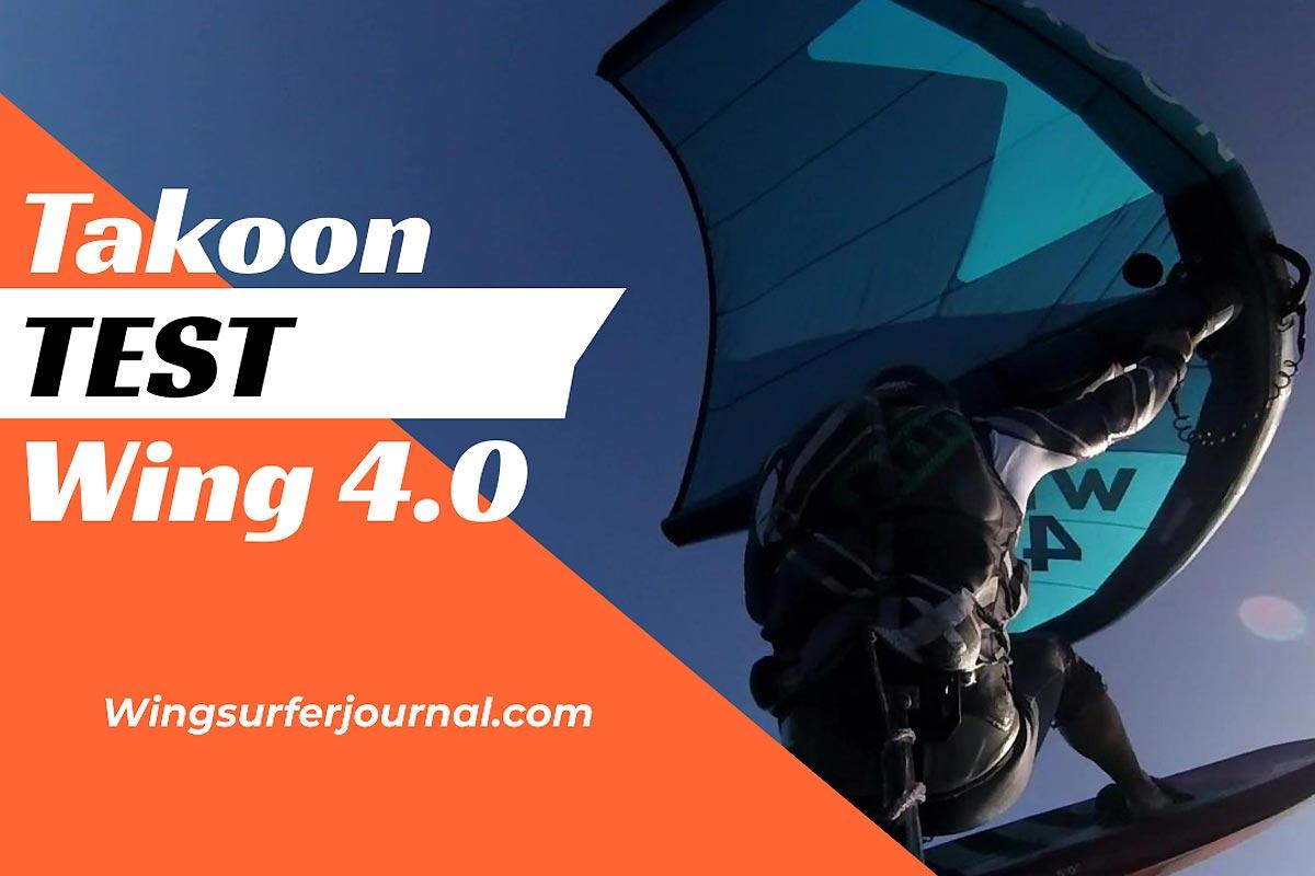 Test Takoon Wing 4.0