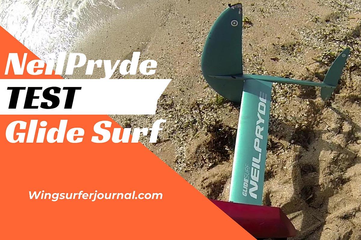 Test NeilPryde Glide Surf