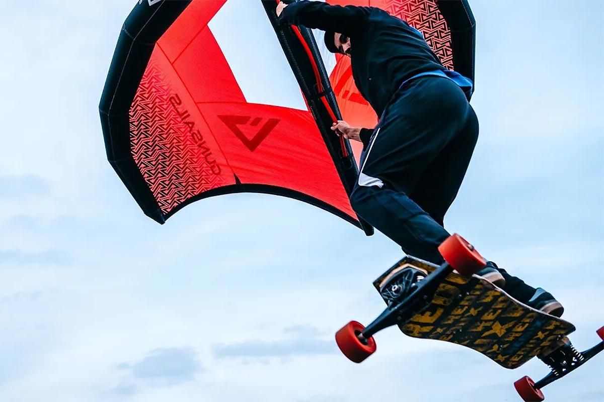 Du wingskate avec Anton Munz