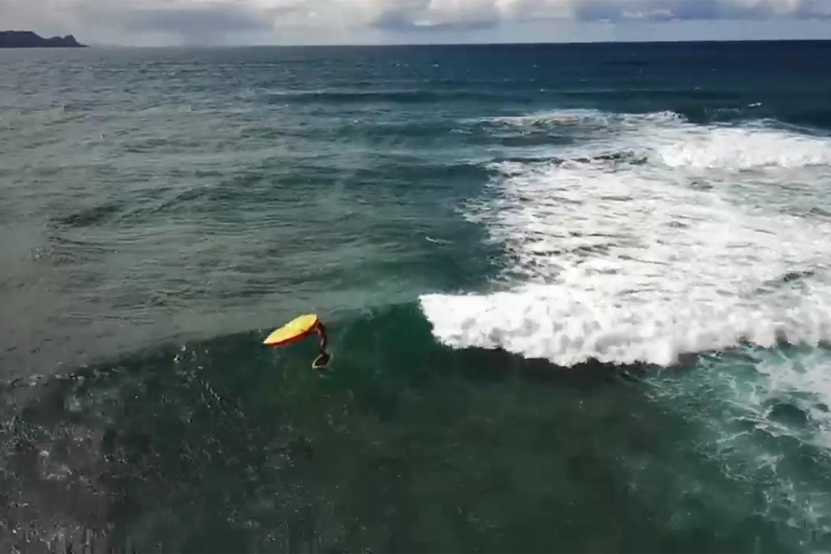 Un bon moment à Maui avec Bernd Roediger