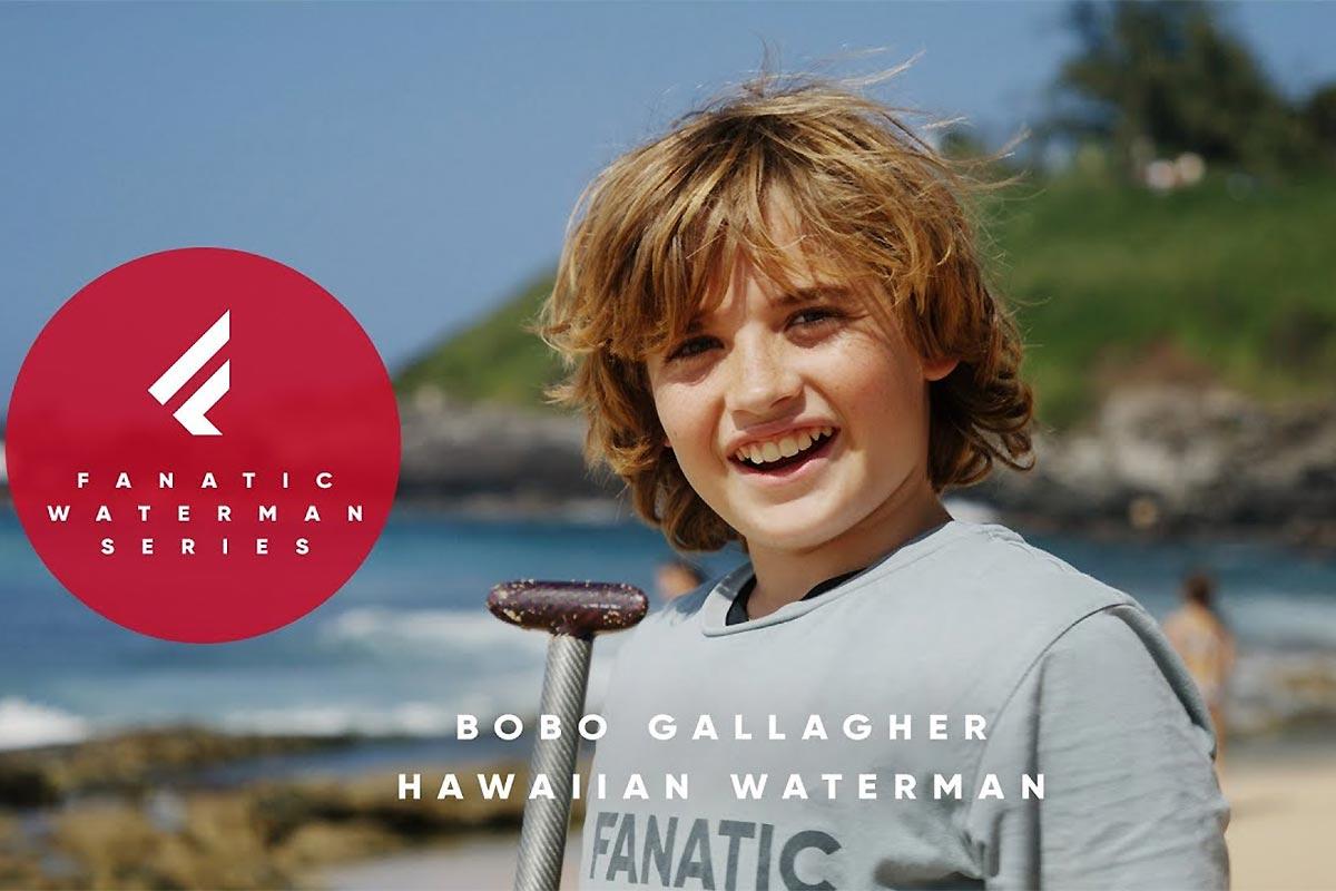 Fanatic Waterman Series - Bobo Gallagher