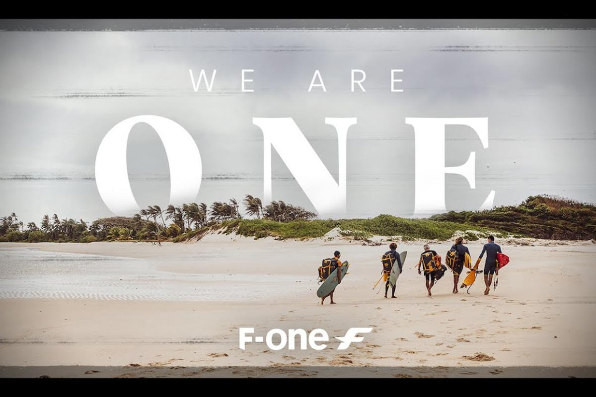 We Are ONE, la nouvelle production F-ONE