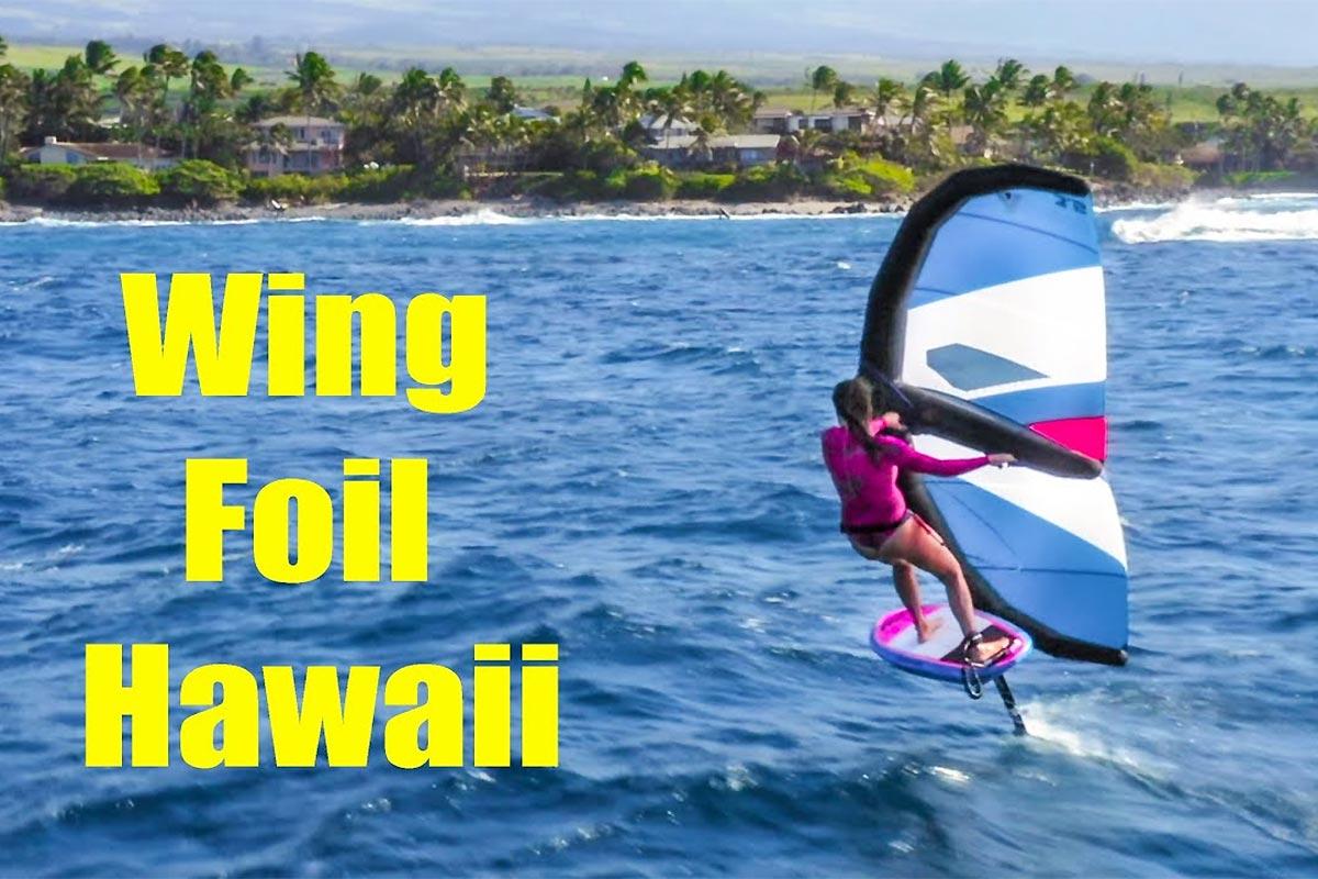 Un vent de liberté à Maui