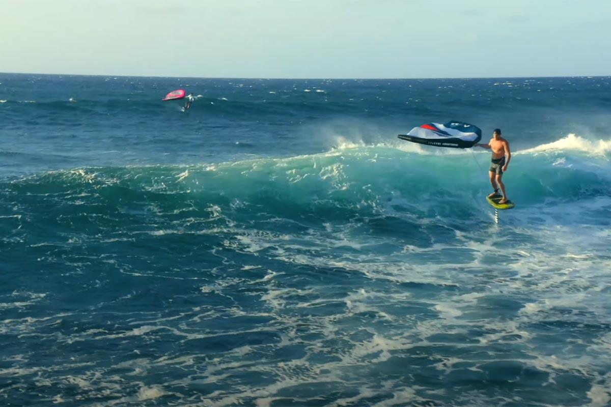 Des conditions parfaites à Maui