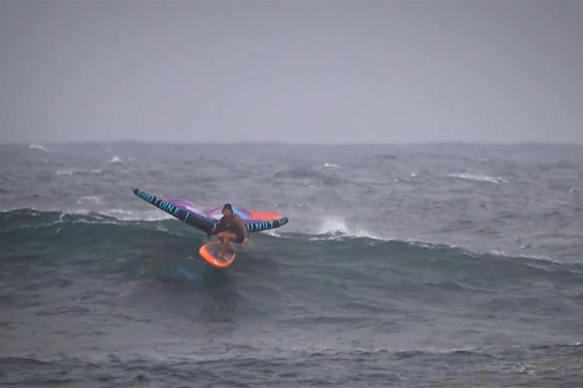 James Casey en action en Australie