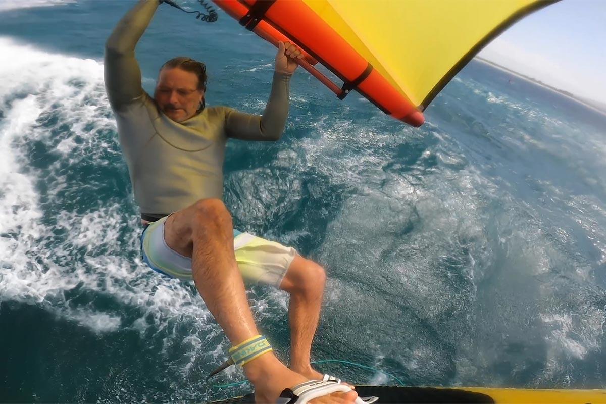 Une session à Maui avec Jeffrey Henderson