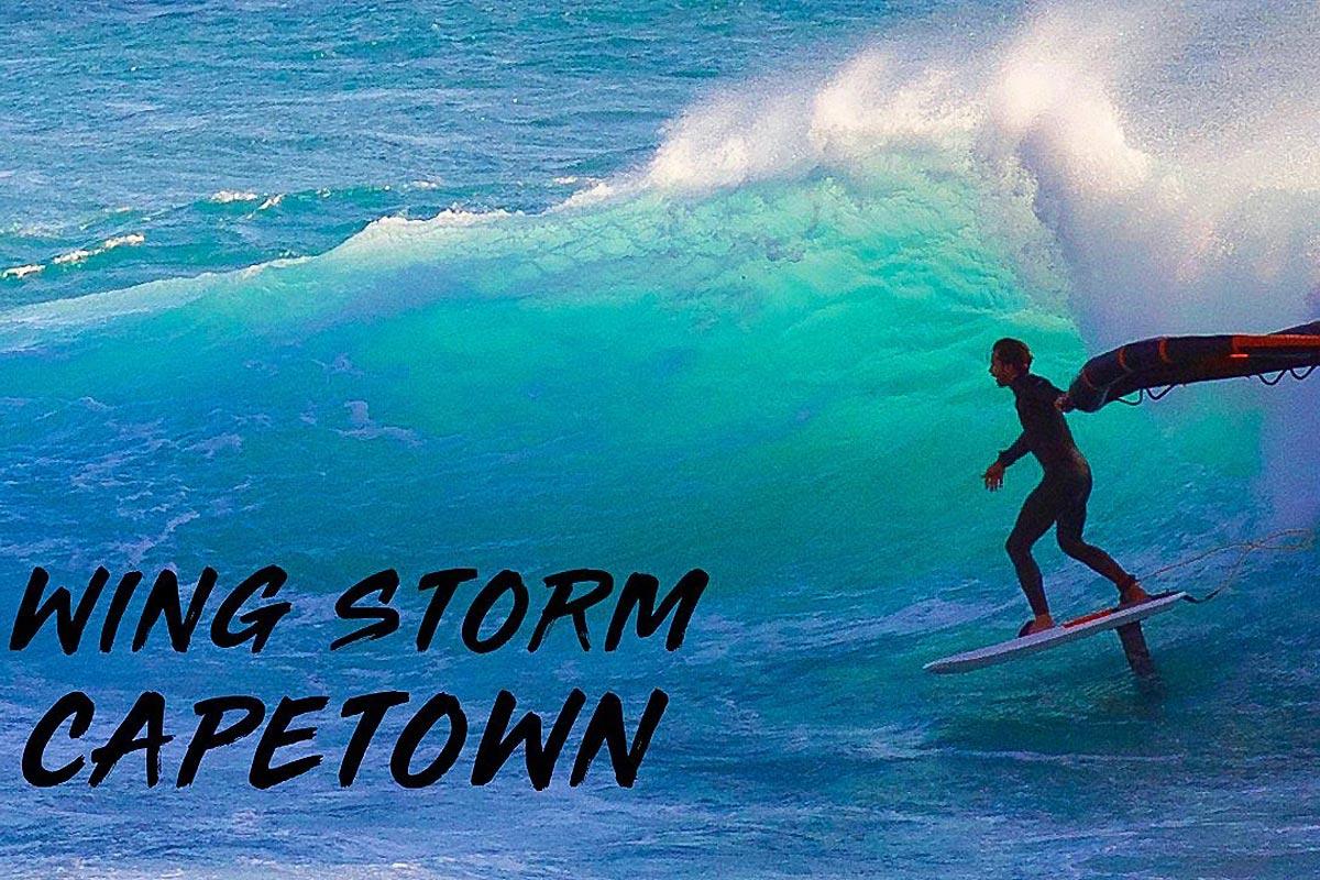 Wingfoil Storm Cape Town