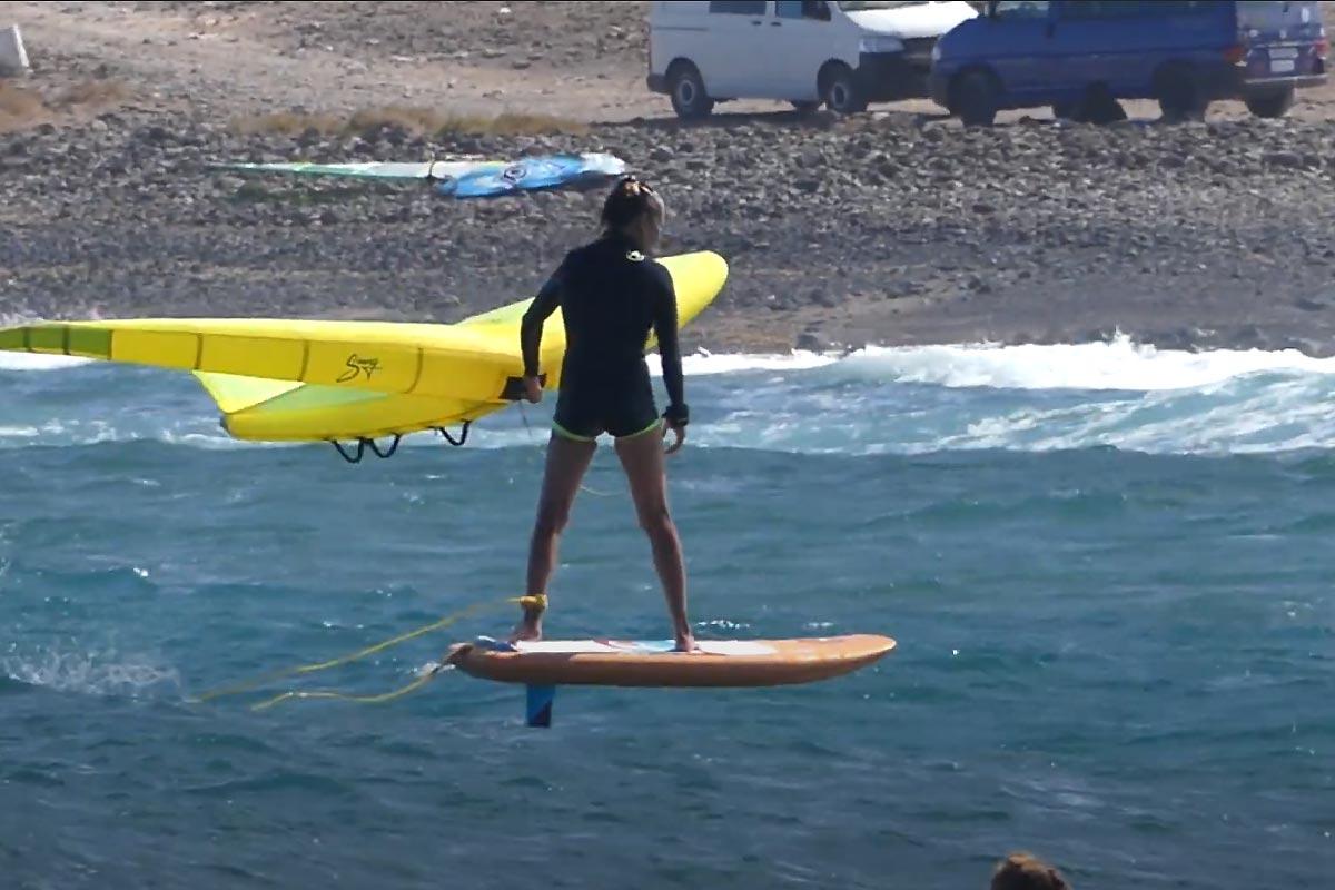 Un été à Fuerteventura