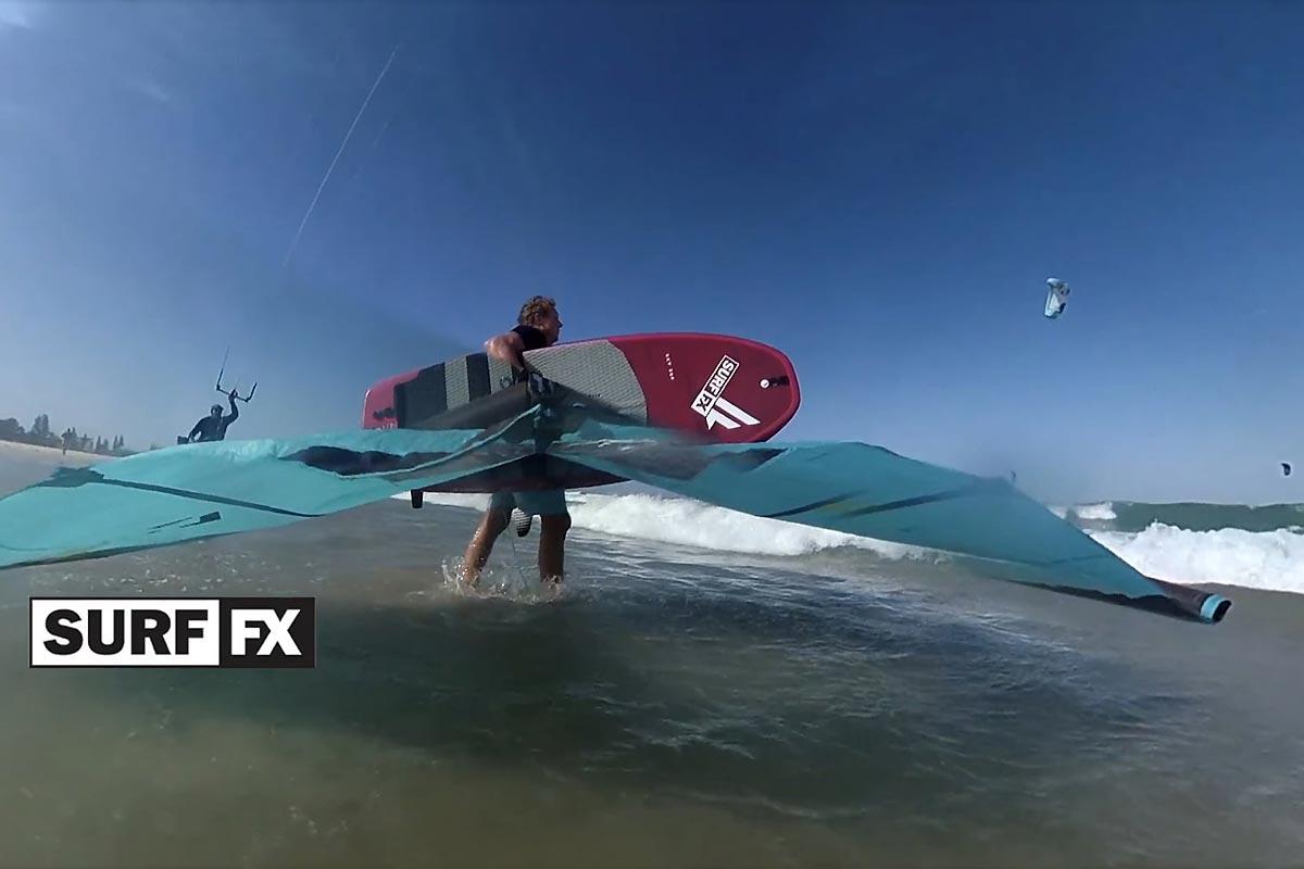 Un downwind en caméra embarquée avec Robert Pirie