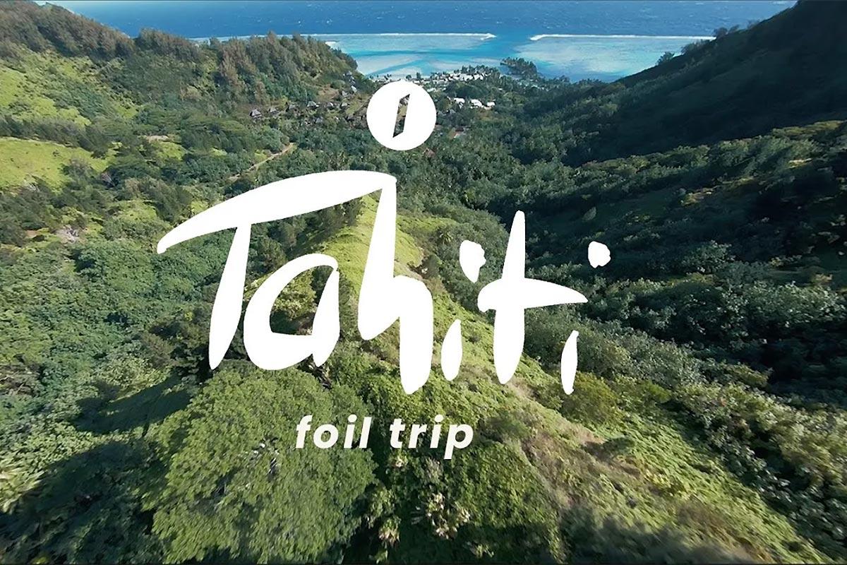 Le team Takuma à Tahiti