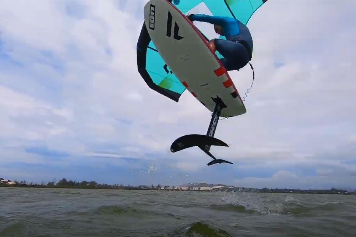 Tuto wingfoil - Jumps