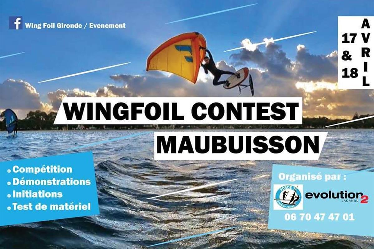 Wingfoil Contest Maubuisson